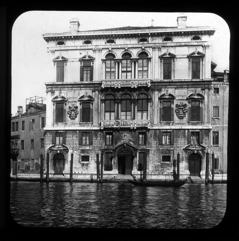 Palais Balbi, sur le Grand Canal