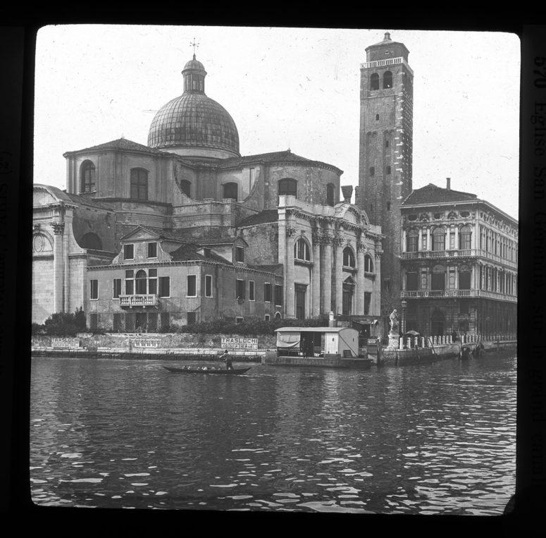 Église San Gérémia, sur le grand canal