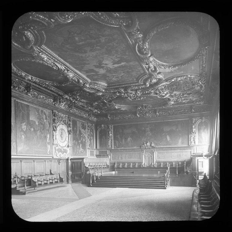 Palais ducal, salle du Sénat