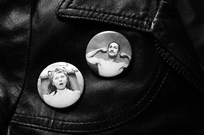 Les Bad bad badges du chronoscaphe