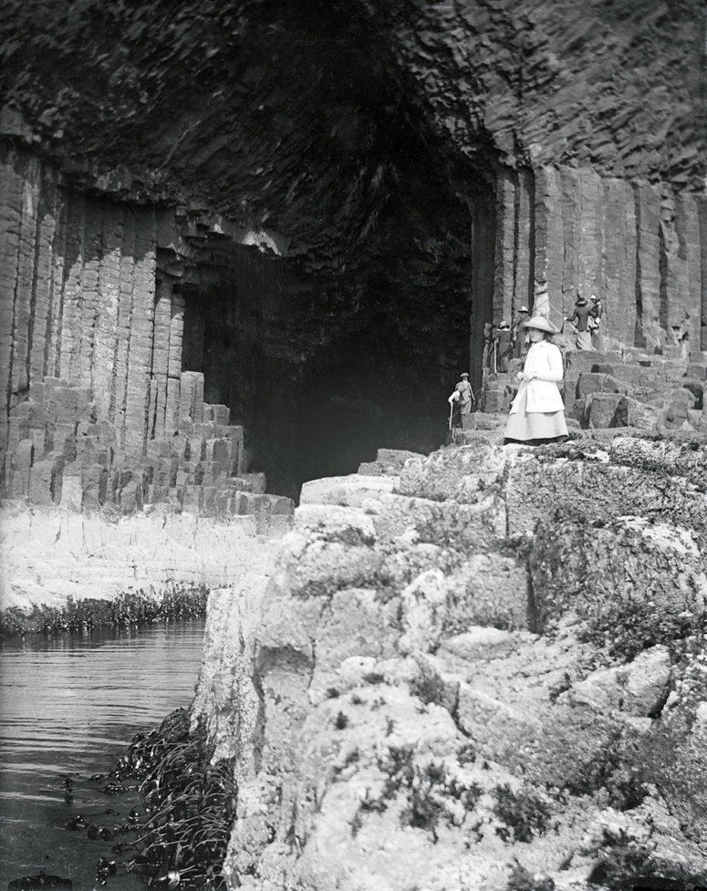 Fingal's Cave, Staffa, Écosse