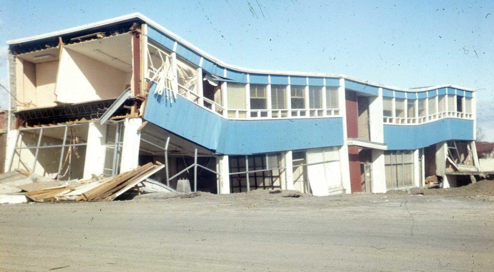 Alaska 1964 – après le tremblement de terre