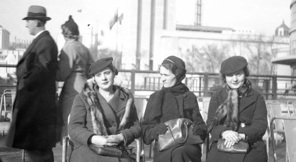 L'exposition internationale, Paris, 1937