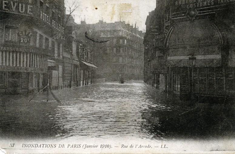 Rue de l'Arcade