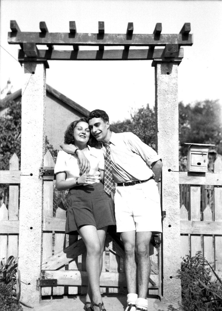 """Le short large, héritage des pantalons """"pyjama"""" des années 30"""