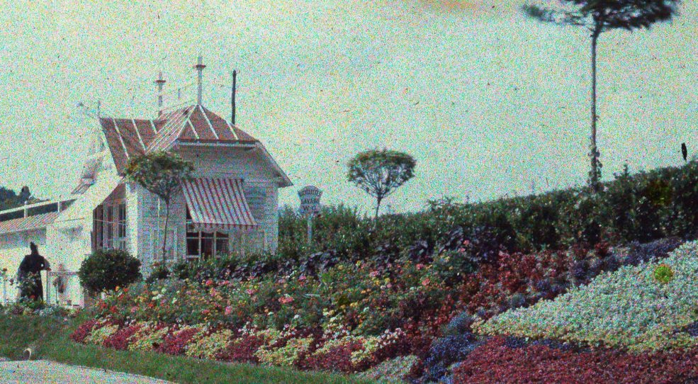 Autochrome panoramique