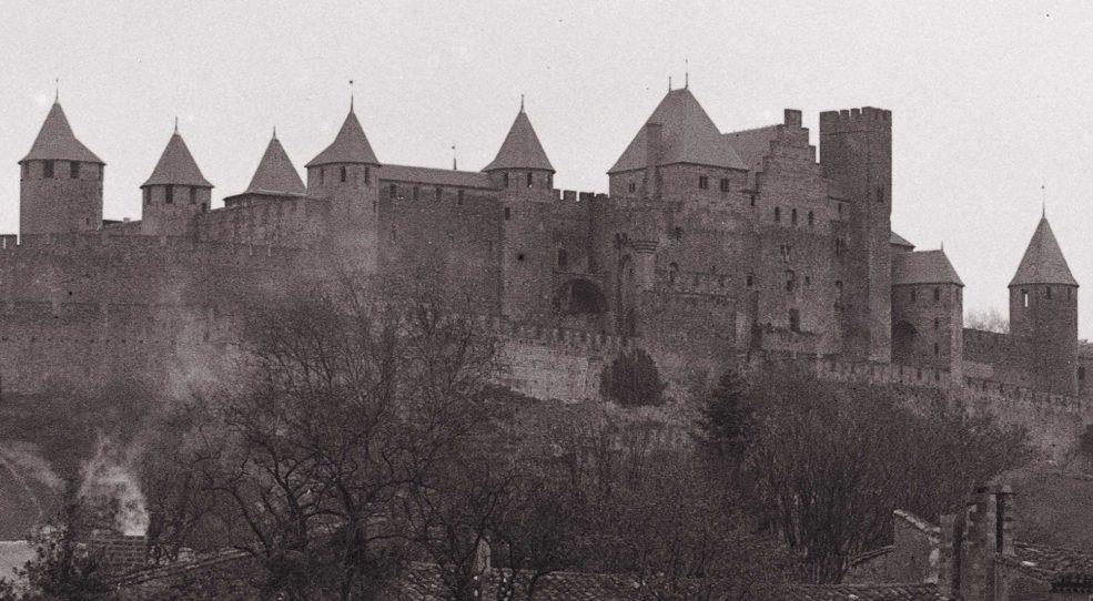 Lourdes, Foix, Carcassonne