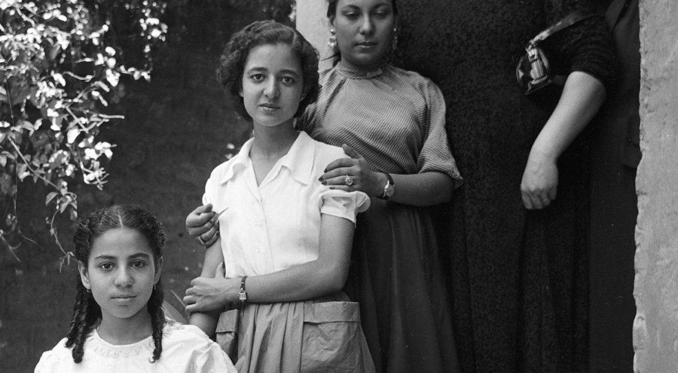 Egypte, années 60
