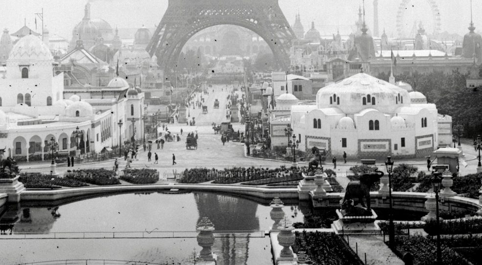 L'exposition universelle de Paris – 1900