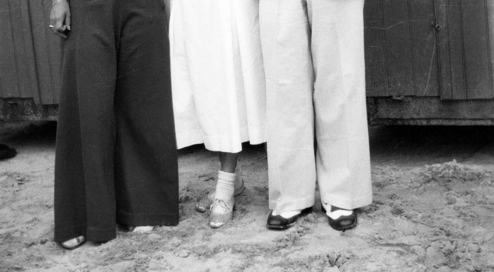 Les pantalons des années 30, pyjamas et autres