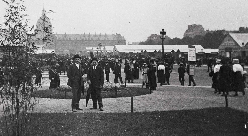 Vues de Paris 1917