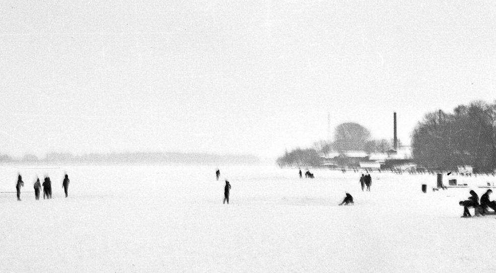 Le patin à glace