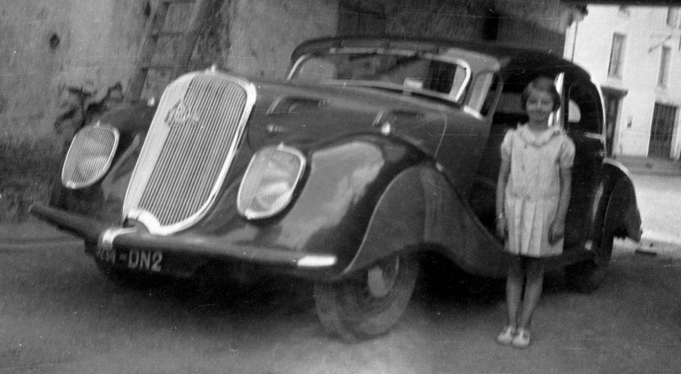 Automobiles anciennes