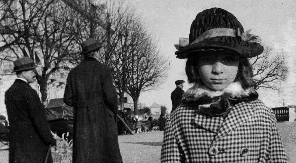 Portraits 1910 – les enfants