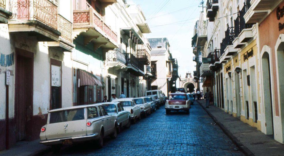 Puerto Rico & les Îles vierges 1965