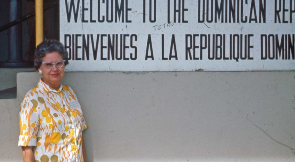 République Dominicaine 1965