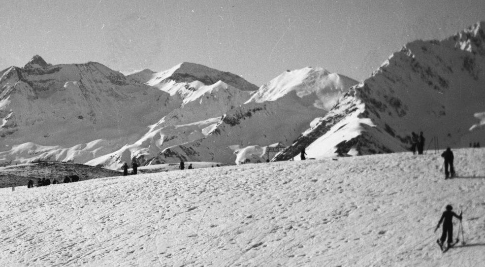 Skier en 1937