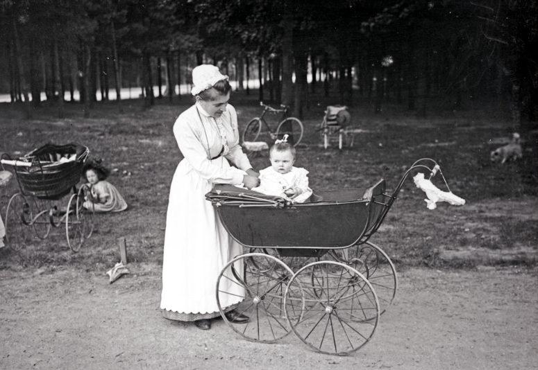 Landau vers 1900