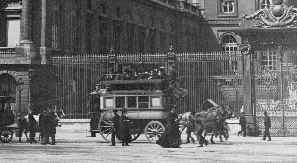 Quelques vues de Paris au XIX<sup>e</sup> siècle