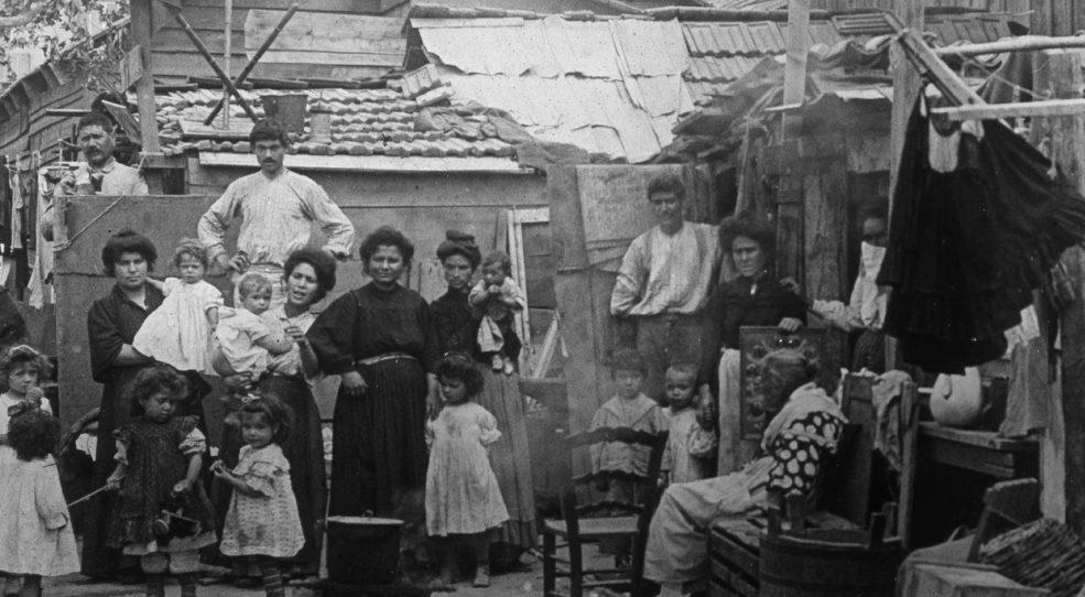 Le tremblement de terre de Messine – 1908