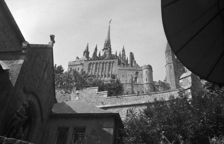 Et bien sûr, l'Abbaye, sous toutes ses coutures – date indéterminées, mais après 1898 !