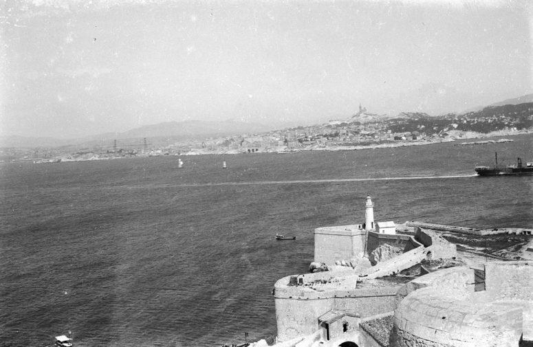 Marseille, vue générale – années 30