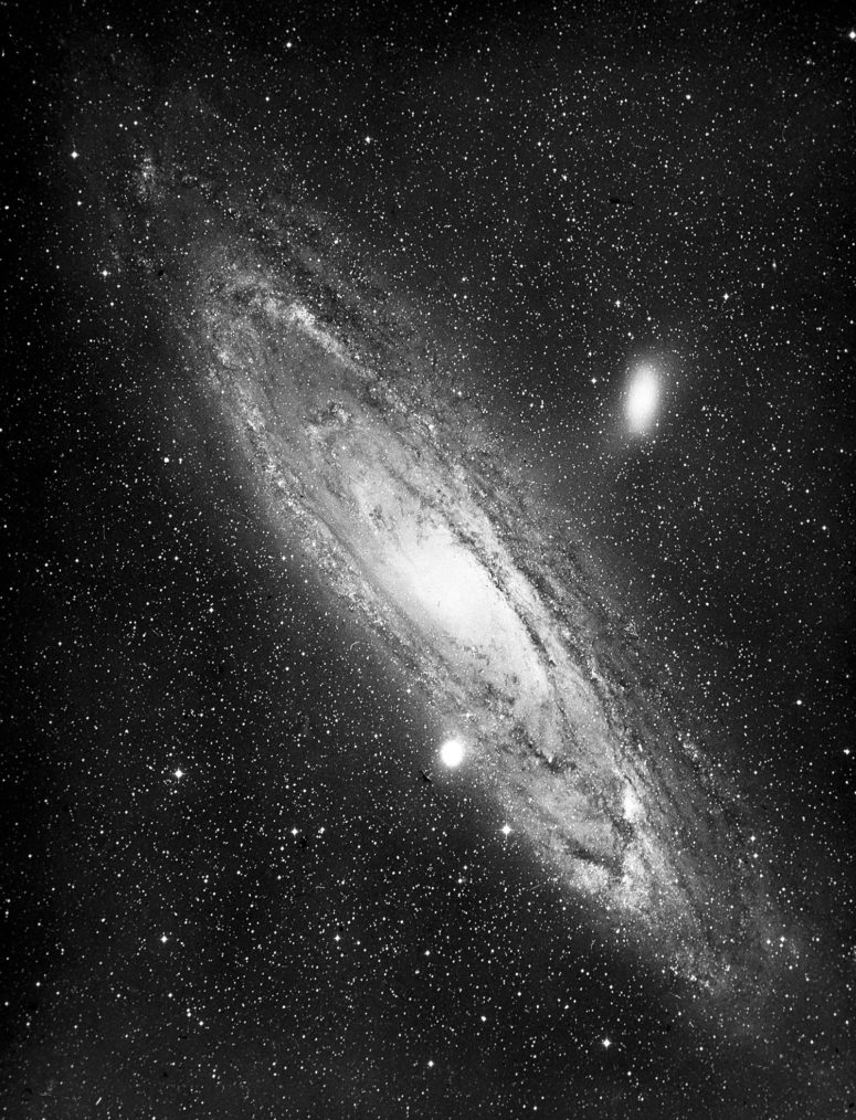 NGC 224 Great Spiral in Andromeda Messier 31