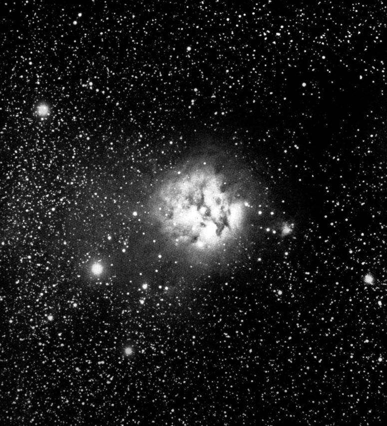 Nebula IC 5146 Cygnus