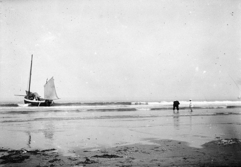 Bord de mer 1900