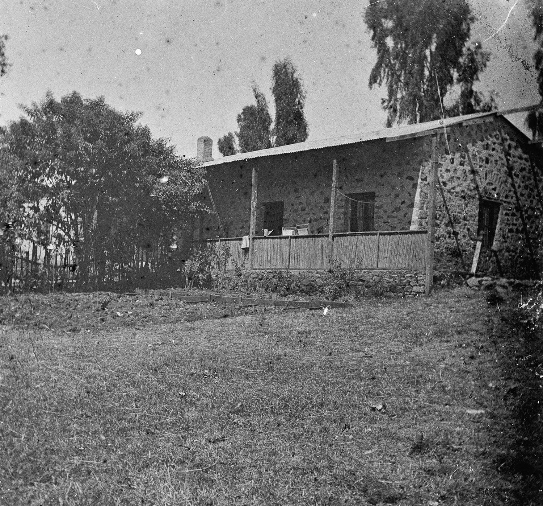 Boulangerie de S. à Addis Ababa 1915