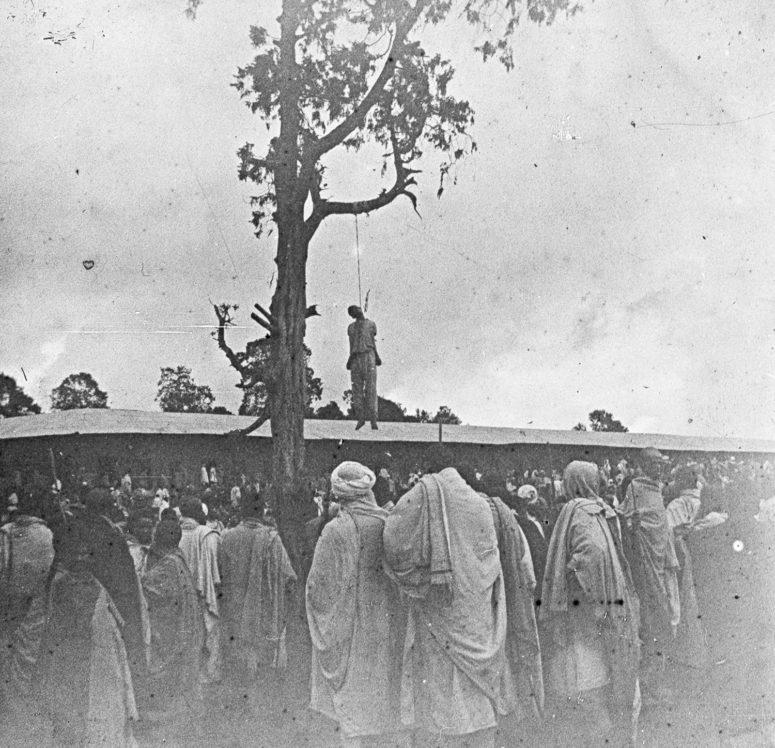 Pendu, a tiré sur maître Addis Ababa 1-1911