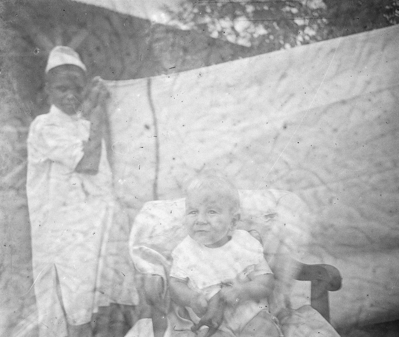 La petite K. à ... ... 24 mai 1921