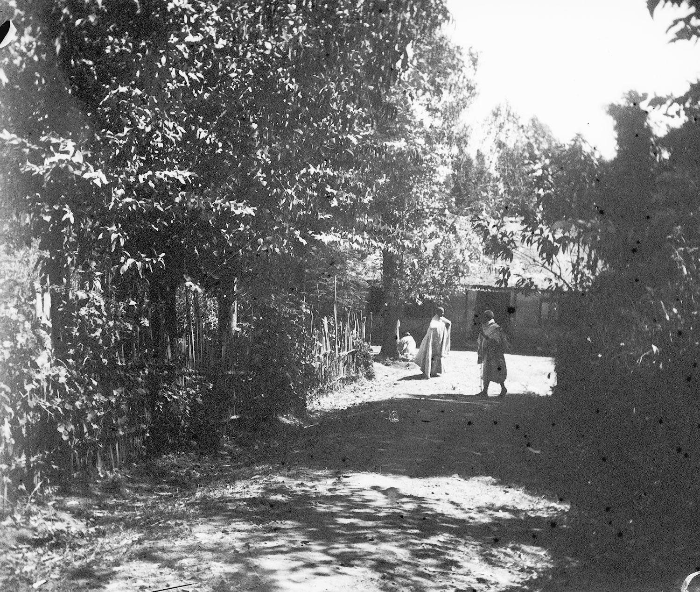 Maison S. à Addis Ababa 1915