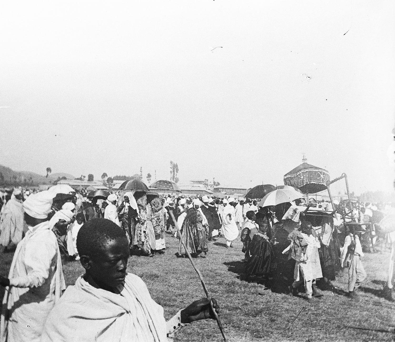 Les curés le jour de Temkat 1916 TIMQET