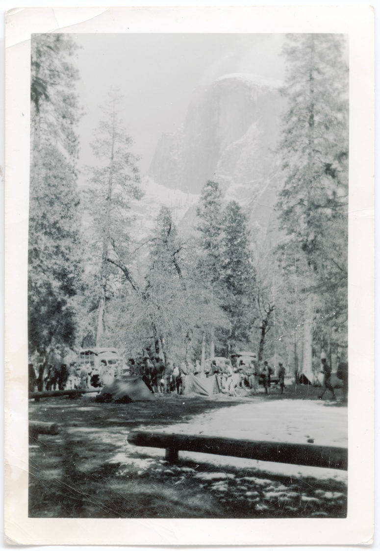 Half Dome, Yosemite 1941