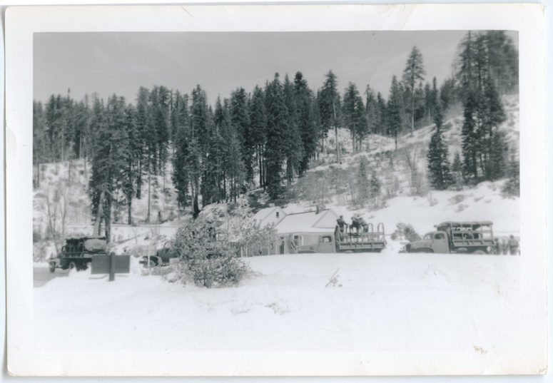 Yosemite 1941