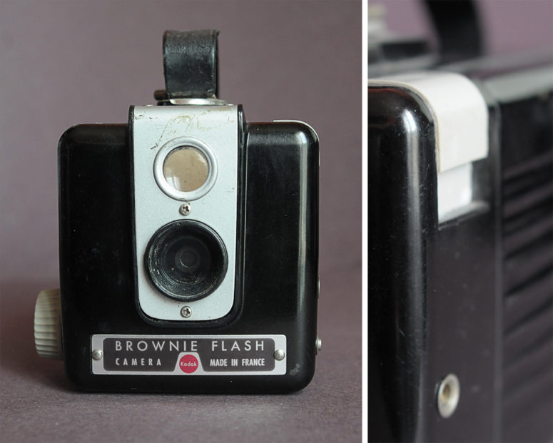 Kodak Brownie Flash France 1955