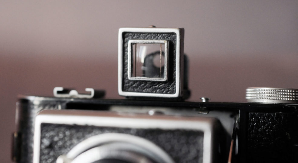 Photographie amateur : les appareils <small>partie 1</small>