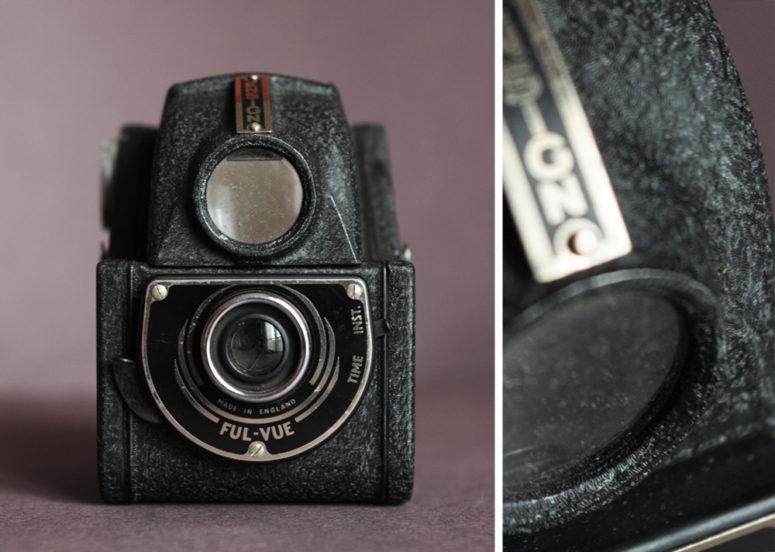 Houghton-Ensign Ful-Vue Grande-Bretagne 1948 - 1949