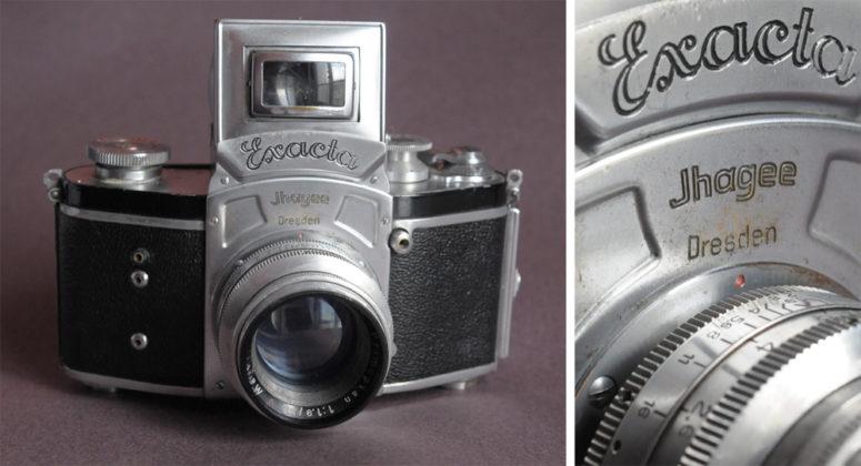 Ihagee Exakta Varex Allemagne 1950 - 1951