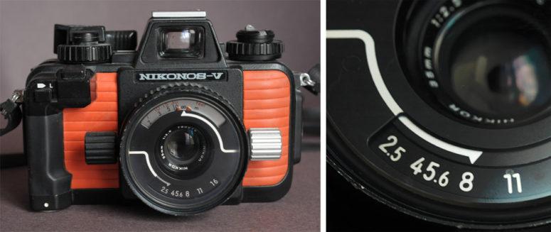 Nikon Nikonos V Japon 1984