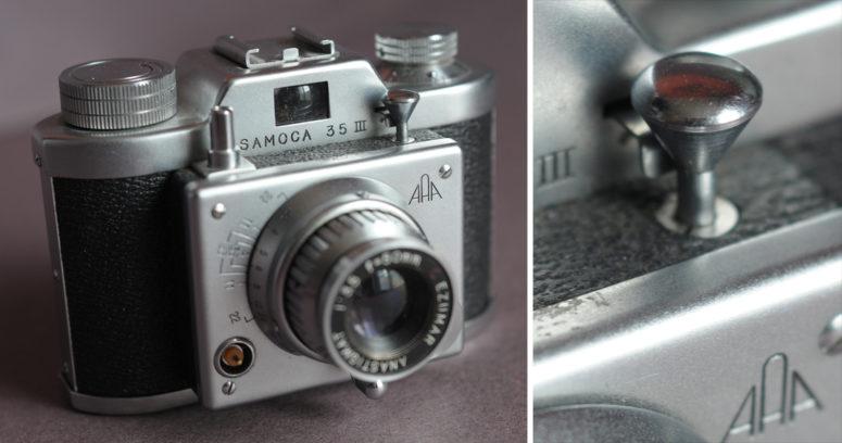 Samoca 35 III Japon 1955