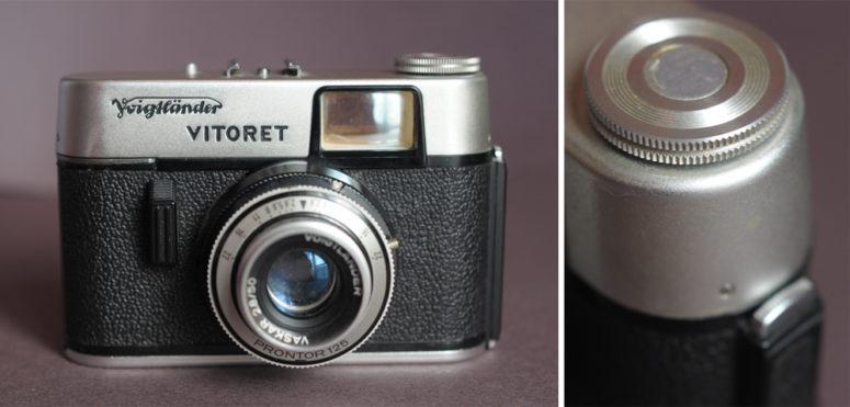 Voigtlander Vitoret Allemagne 1962 - 1965