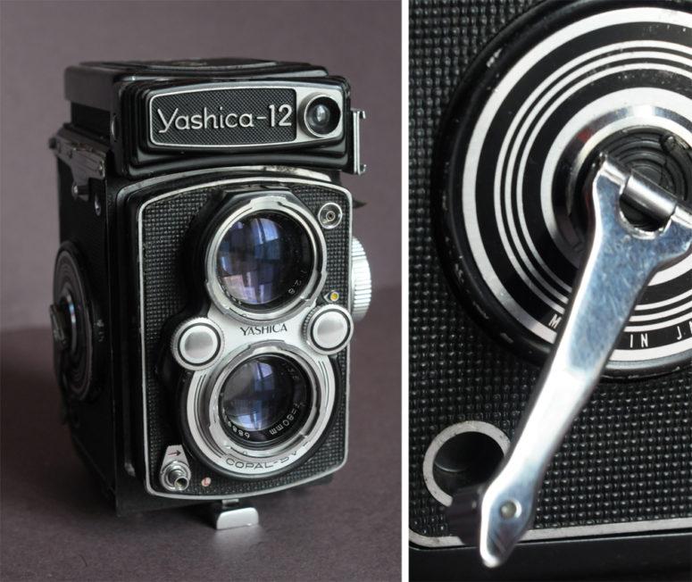Yashica 12 Japon 1967