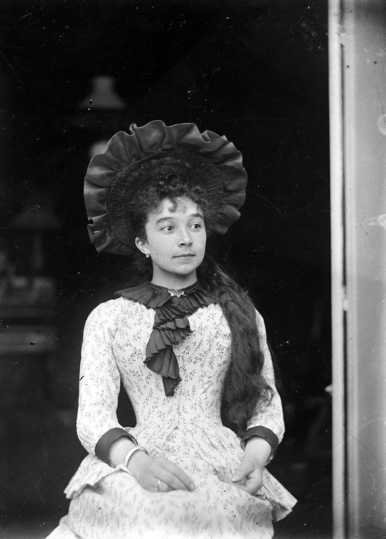 Les chapeaux seront aussi au tournant de 1900 un moyen d'expression majeur de la mode.