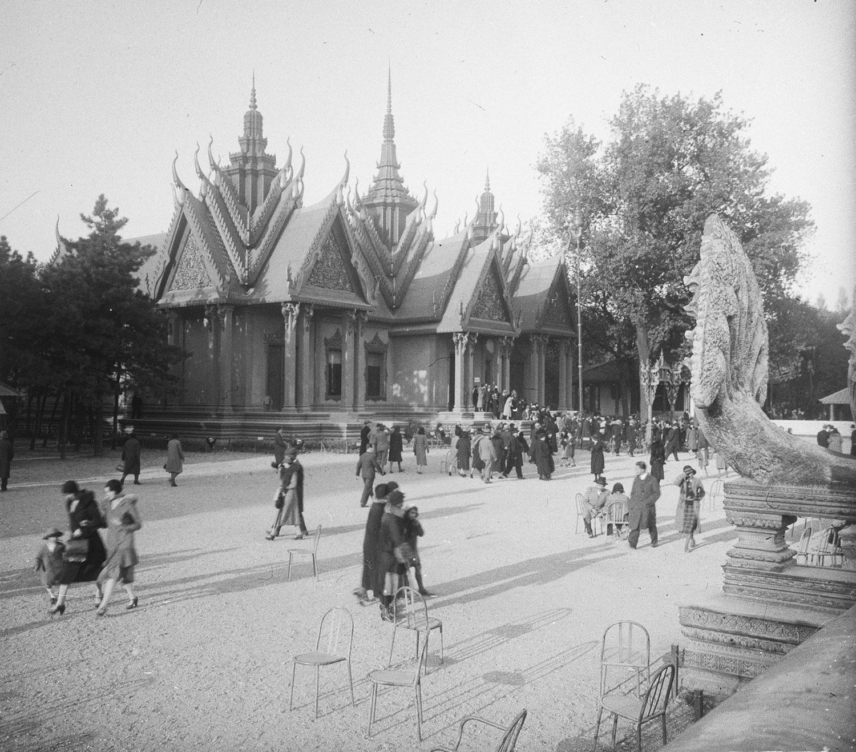 Pavillon du Cambodge