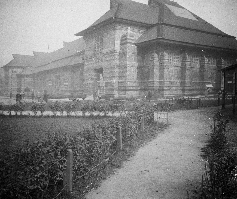 Pavillon des Pays-Bas