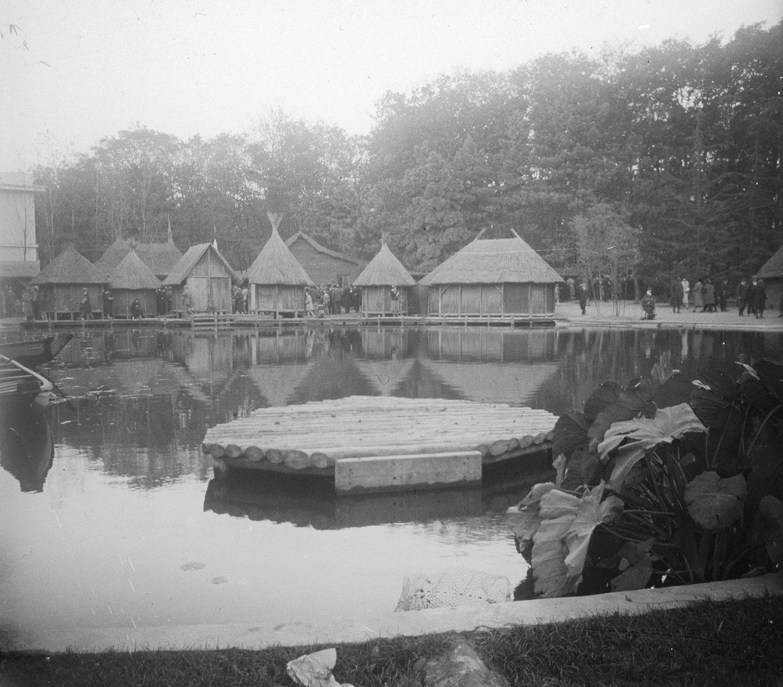 Le village kanak