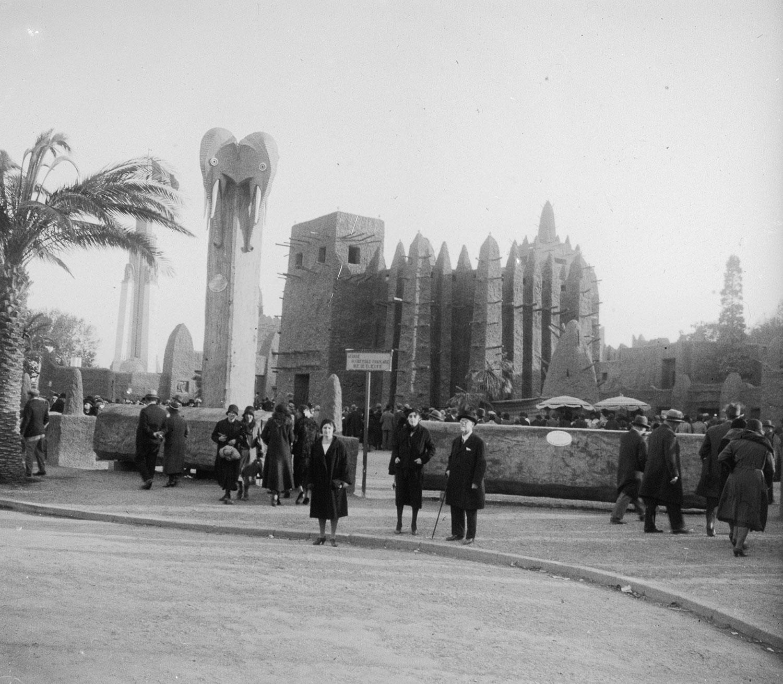 Pavillon de l'Afrique-Occidentale française