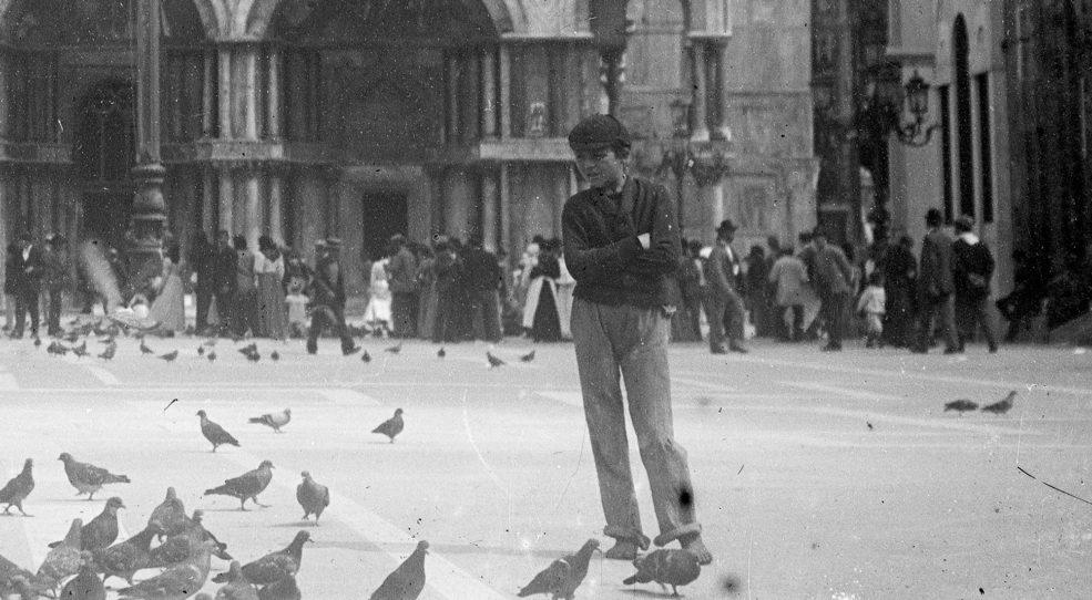 À Venise, fin XIX<sup>e</sup> siècle